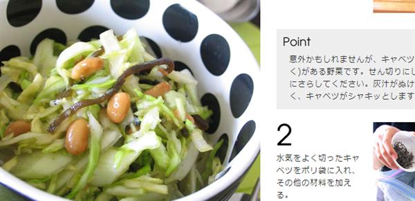 natto 旬のキャベツをモリモリ食べる!キャベツが主役のサラダレシピまとめ