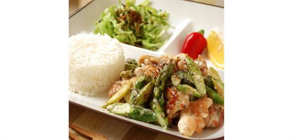 asparagusmeat 美肌効果や疲労回復にも!今が旬の「アスパラ」レシピまとめ
