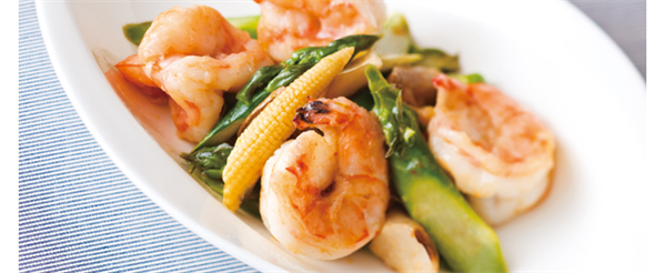 asparagusseafood 美肌効果や疲労回復にも!今が旬の「アスパラ」レシピまとめ