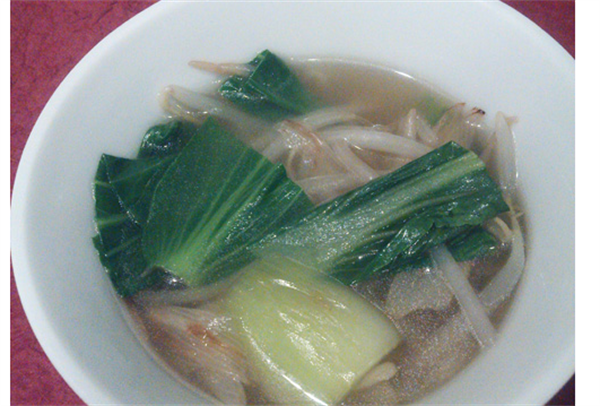 bean-sprout-soup