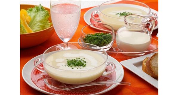 potatoescoldsoup お手軽時短!野菜たっぷり「冷製スープ」レシピまとめ