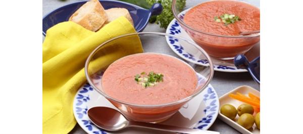 tomatocoldsoup お手軽時短!野菜たっぷり「冷製スープ」レシピまとめ