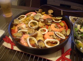 paella1 2 おもてなし料理にピッタリ!「パエリア」レシピまとめ