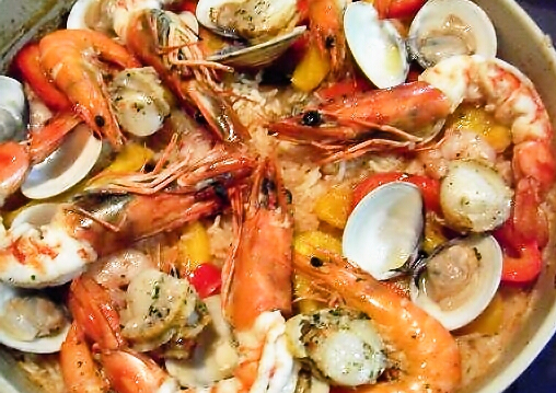 paella2 1 おもてなし料理にピッタリ!「パエリア」レシピまとめ