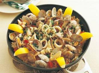 paella2 4 おもてなし料理にピッタリ!「パエリア」レシピまとめ