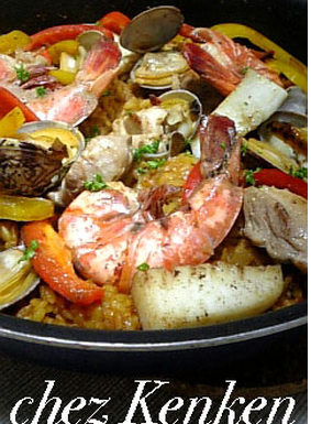 paella2 5 おもてなし料理にピッタリ!「パエリア」レシピまとめ