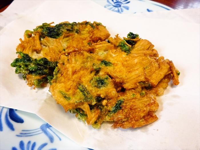 5bcb8c1af33b4fa0ca0a1b61e387a7dd お豆腐なしで厚揚げを再現!「えのきとアオサの厚揚げ風」レシピ