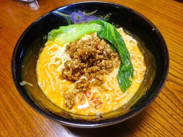 コク旨スープの担々麺2